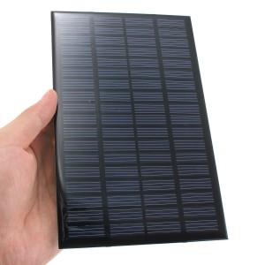 Поликристаллические модули батарей