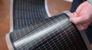 Пленочные солнечные батареи