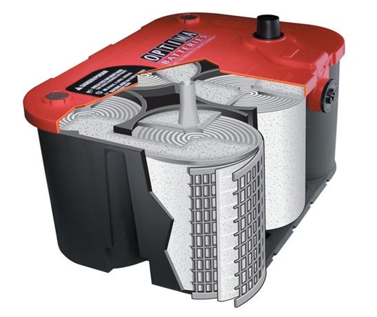 AGM-аккумулятор