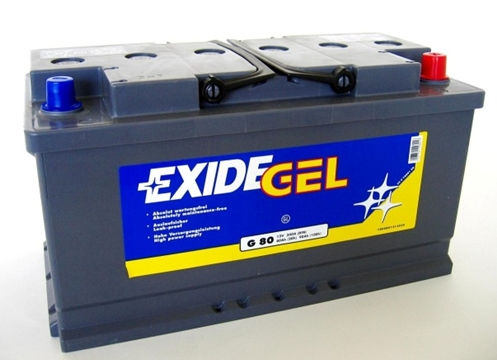 GEL-аккумулятор