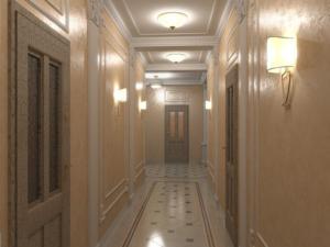 Проходной коридор