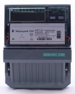 Меркурий 230 АRT 01 СLN 60А