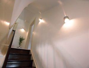 Лестничное освещение