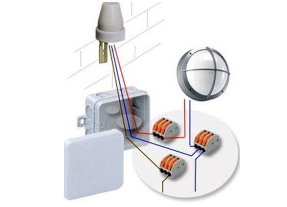 Как правильно подключить фотореле