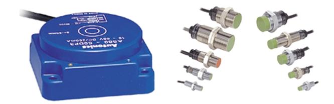 Индуктивные модели концевого выключателя