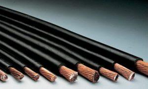 Сечение кабелей