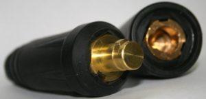 Соединение сварочных кабелей
