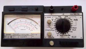 Мультиметр 4342
