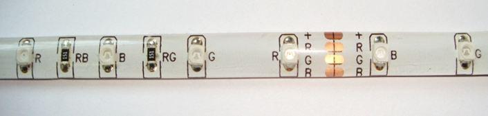 RGB LED-3528-60