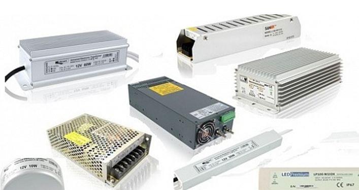 Трансформаторы для светодиодных лент