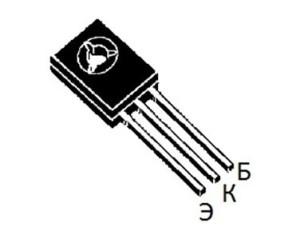 Figure 1 Транзистор BD140