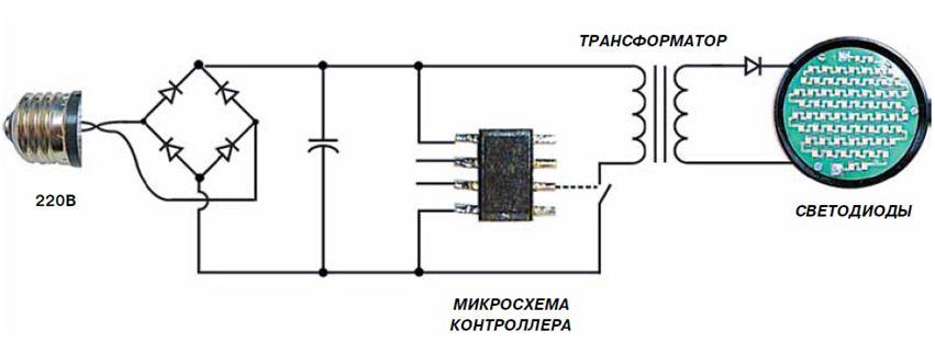 Как сделать диодный мост на 12 вольт фото 950