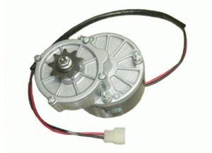 Электродвигатель с редуктором 12В