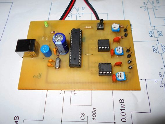 Контроллер LB11880