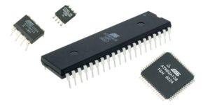 Микроконтроллеры AVR фирмы Atmel